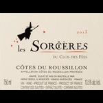 Wine Clos des Fees Les Sorcieres Rouge 2018
