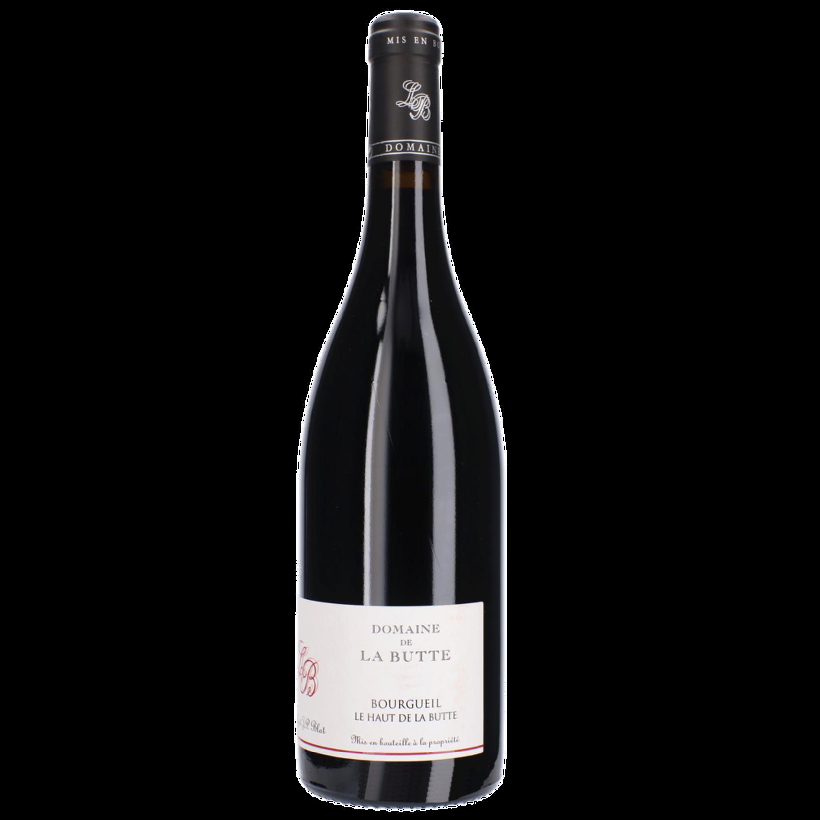 Wine Domaine de la Butte Bourgueil le Haut de la Butte 2019