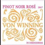 Von Winning Pinot Noir Rose 2019