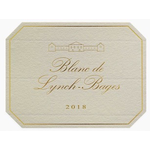 Wine Blanc de Lynch Bages 2018