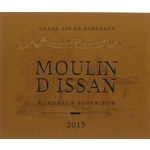Wine Moulin d'Issan 2018