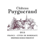 Ch Puygueraud 2018