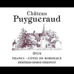 Wine Chateau Puygueraud 2018