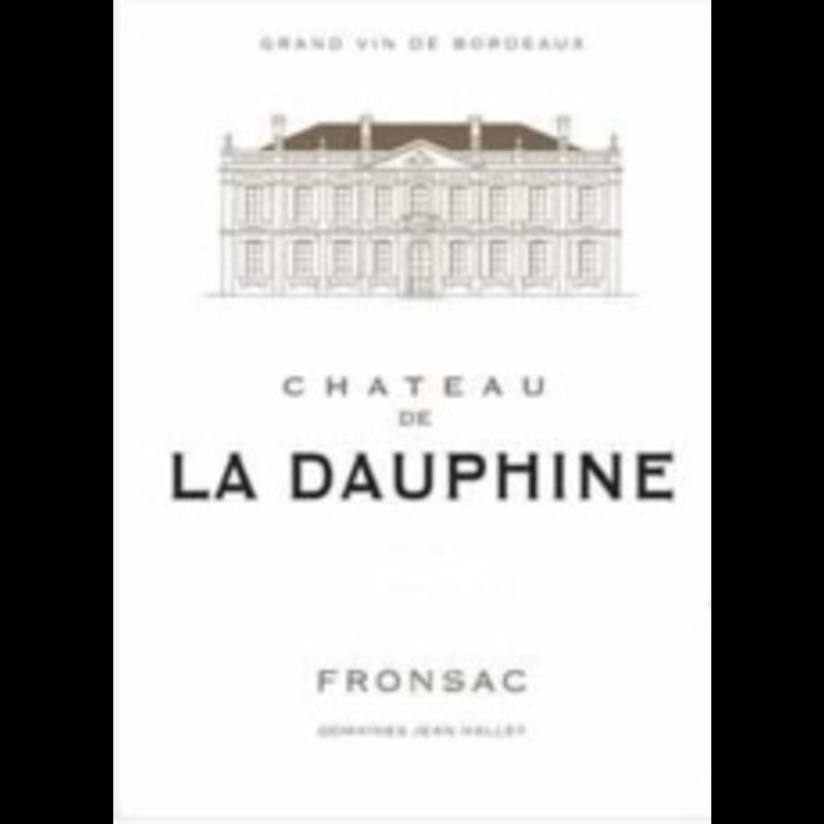 Wine Ch de la Dauphine