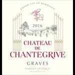 Wine Ch de Chantegrive 2018