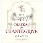 Wine Chateau de Chantegrive 2018