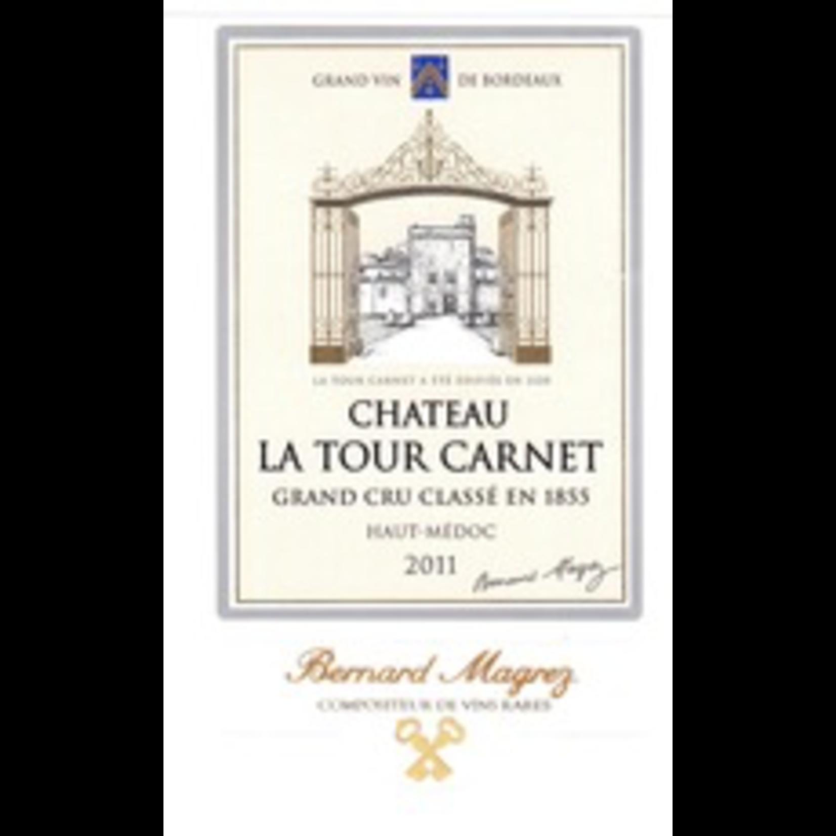 Wine Chateau La Tour Carnet 2018