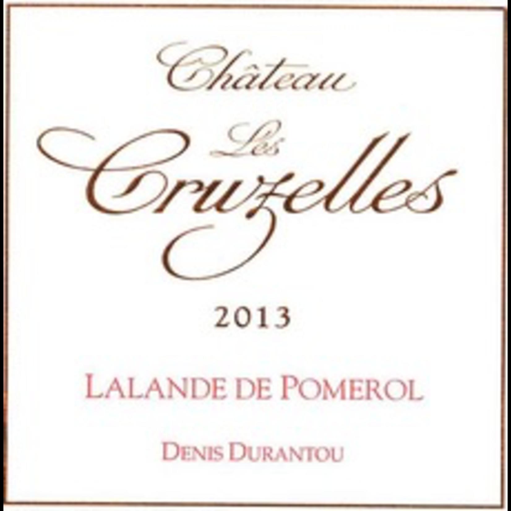 Ch Les Cruzelles 2018