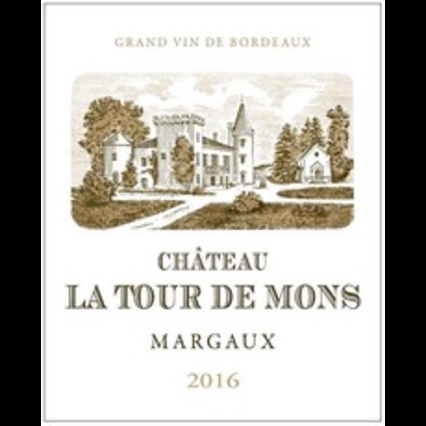 Wine Ch La Tour de Mons 2018