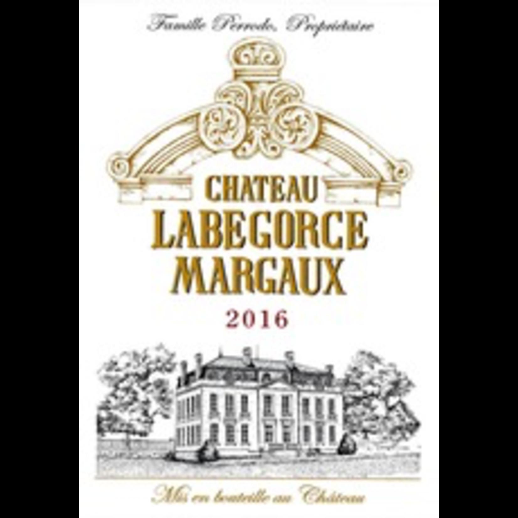 Wine Ch Labegorce 2018