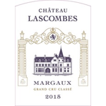 Wine Ch Lascombes 2018