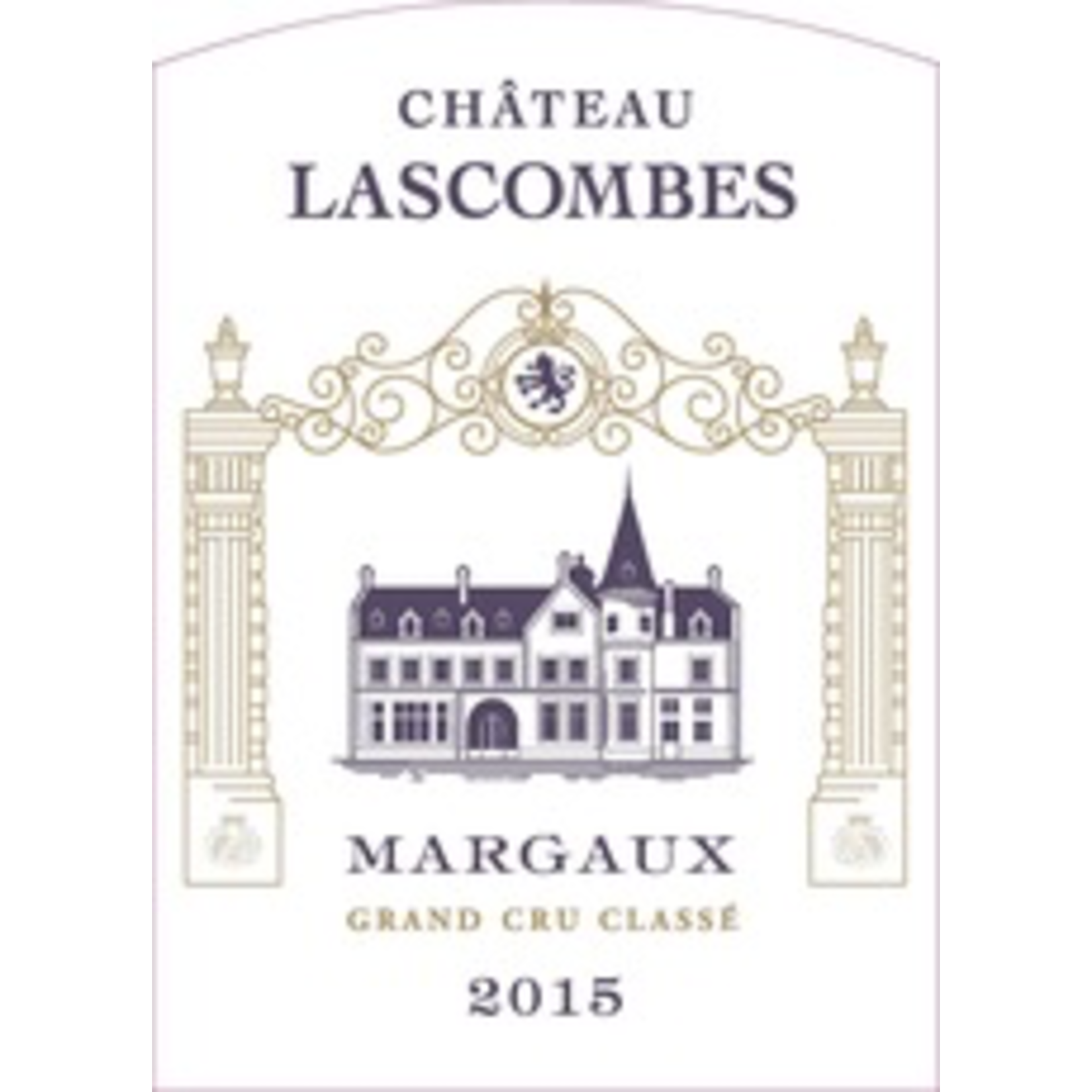 Ch Lascombes 2018