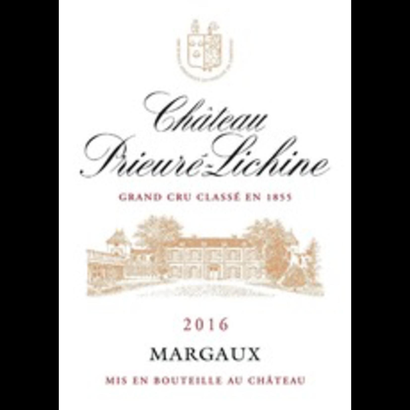 Wine Ch Prieure Lichine 2018