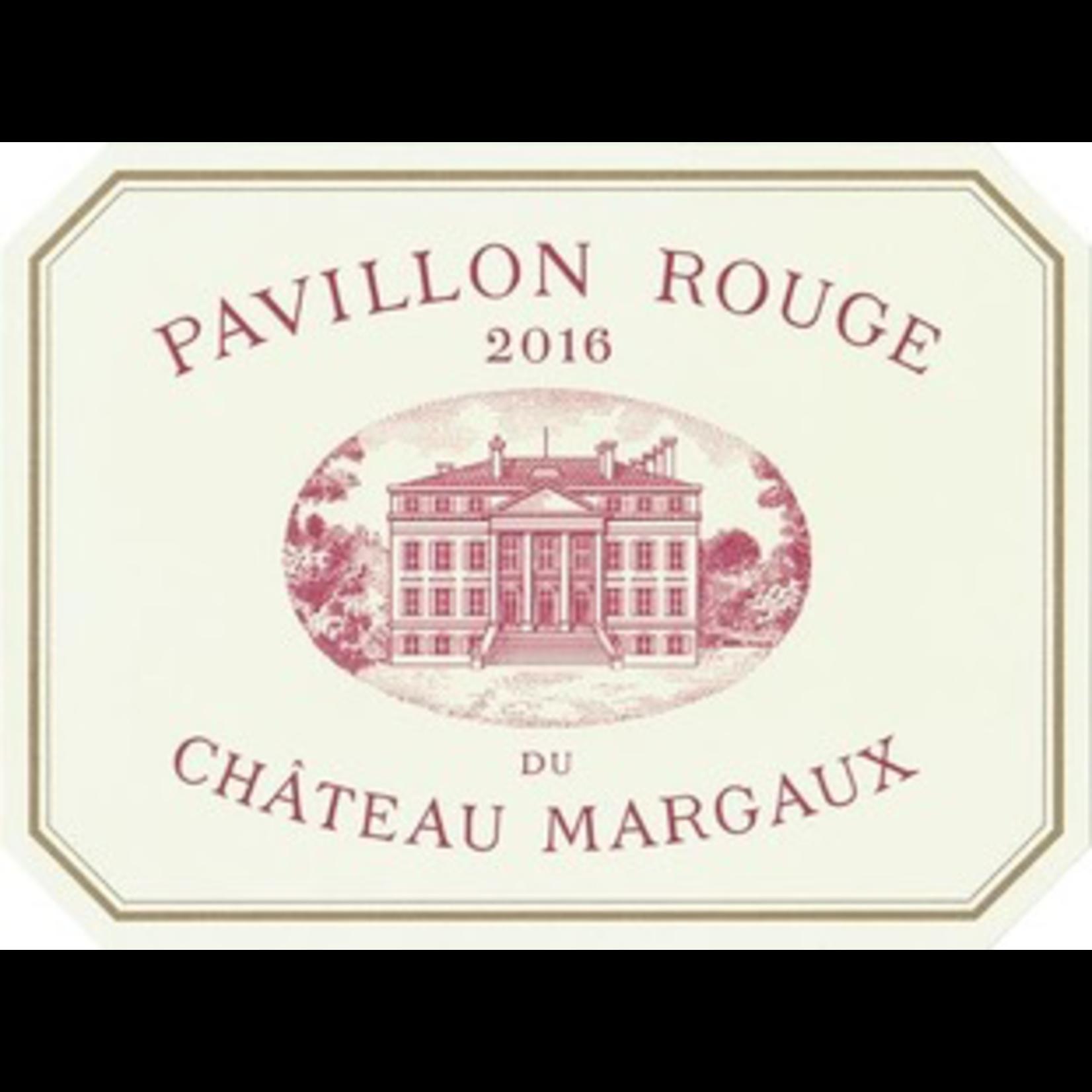 Wine Pavillon Rouge Du Chateau Margaux 2018