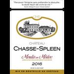 Wine Ch Chasse Spleen 2018