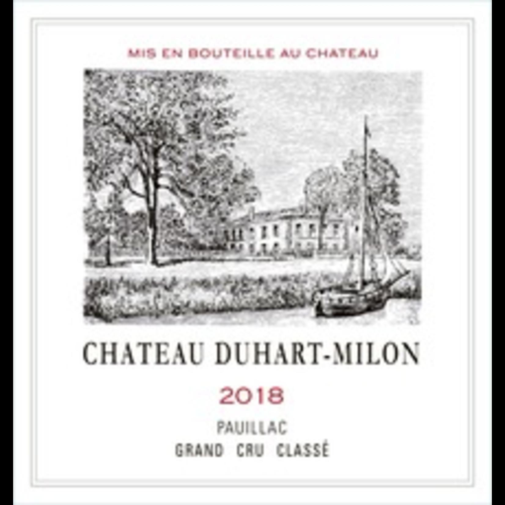 Wine Ch Duhart Milon 2018