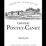 Ch Pontet Canet 2018