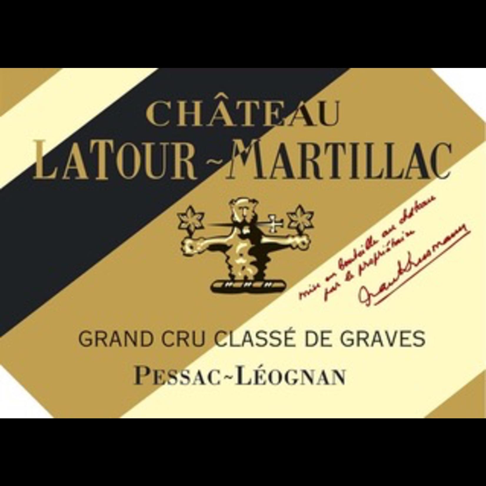 Wine Ch Latour Martillac 2018