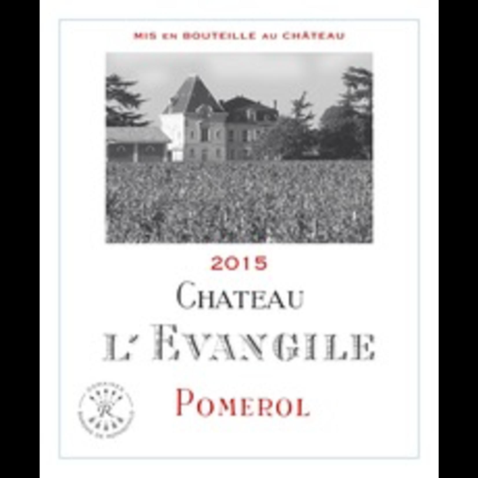 Ch L'Evangile 2018