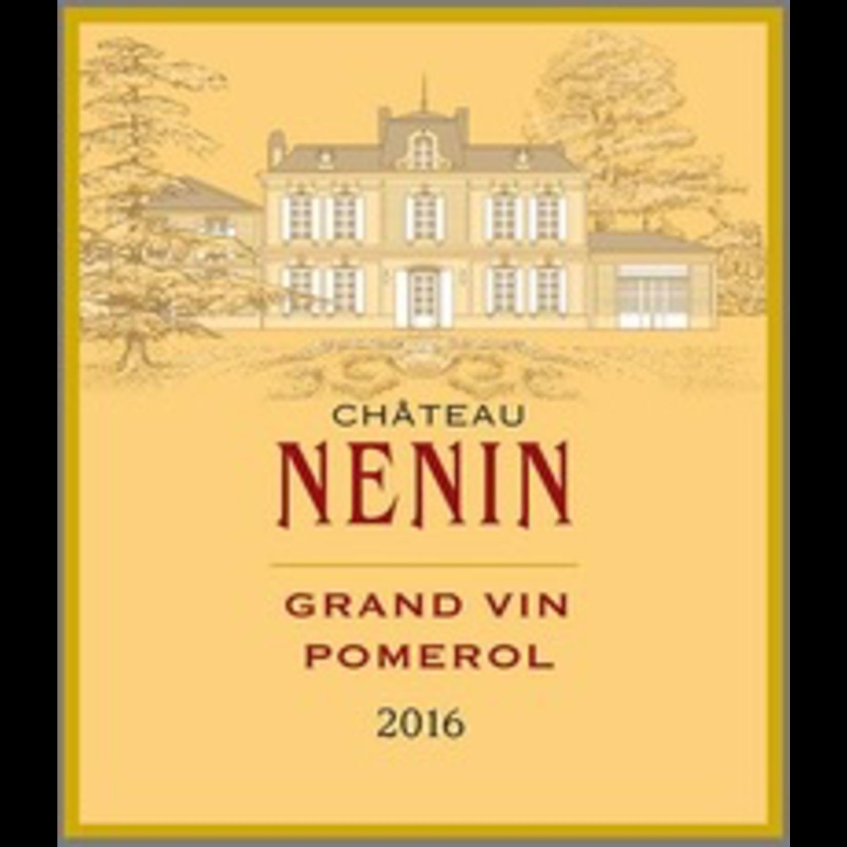 Wine Ch Nenin 2018