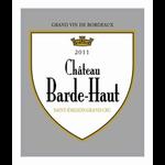 Wine Chateau Barde Haut 2018