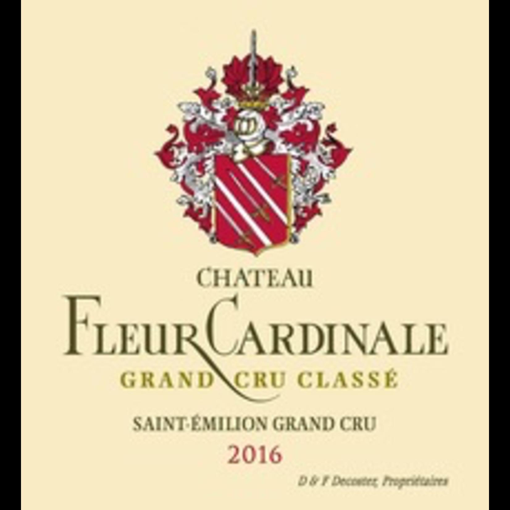Wine Ch Fleur Cardinale 2018
