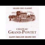 Ch Grand Pontet 2018