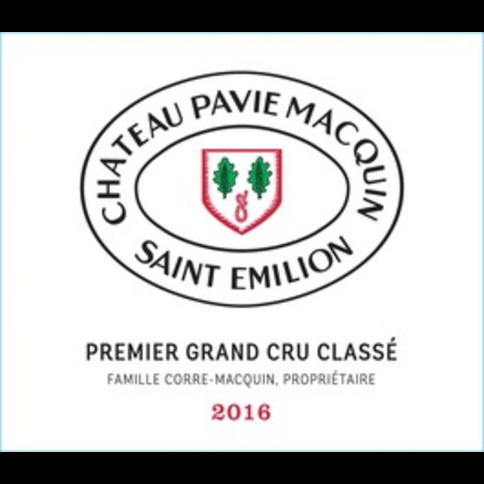 Wine Chateau Pavie Macquin 2018