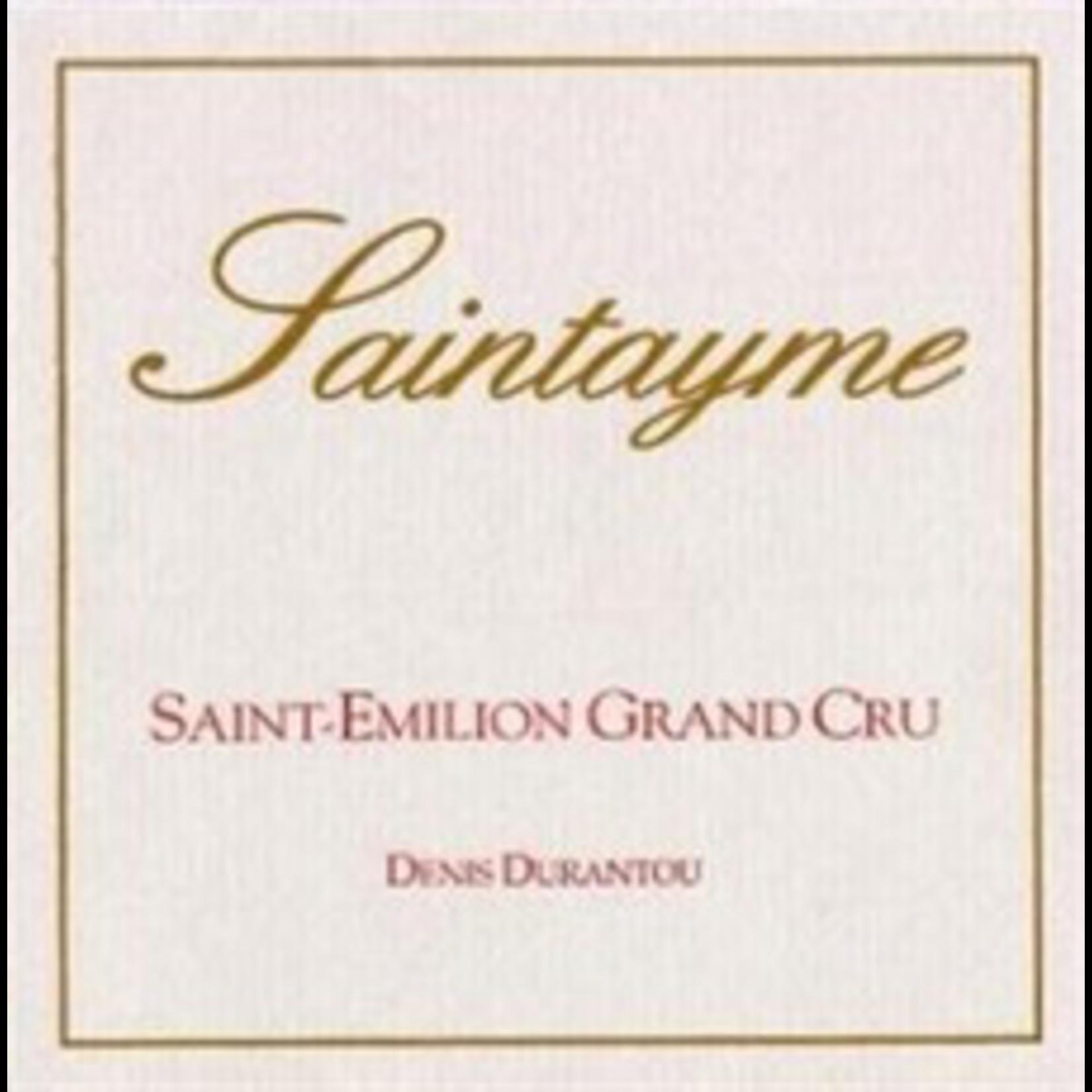 Wine Ch Saintayme 2018