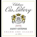Wine Ch Cos Labory 2018