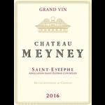 Wine Ch Meyney 2018