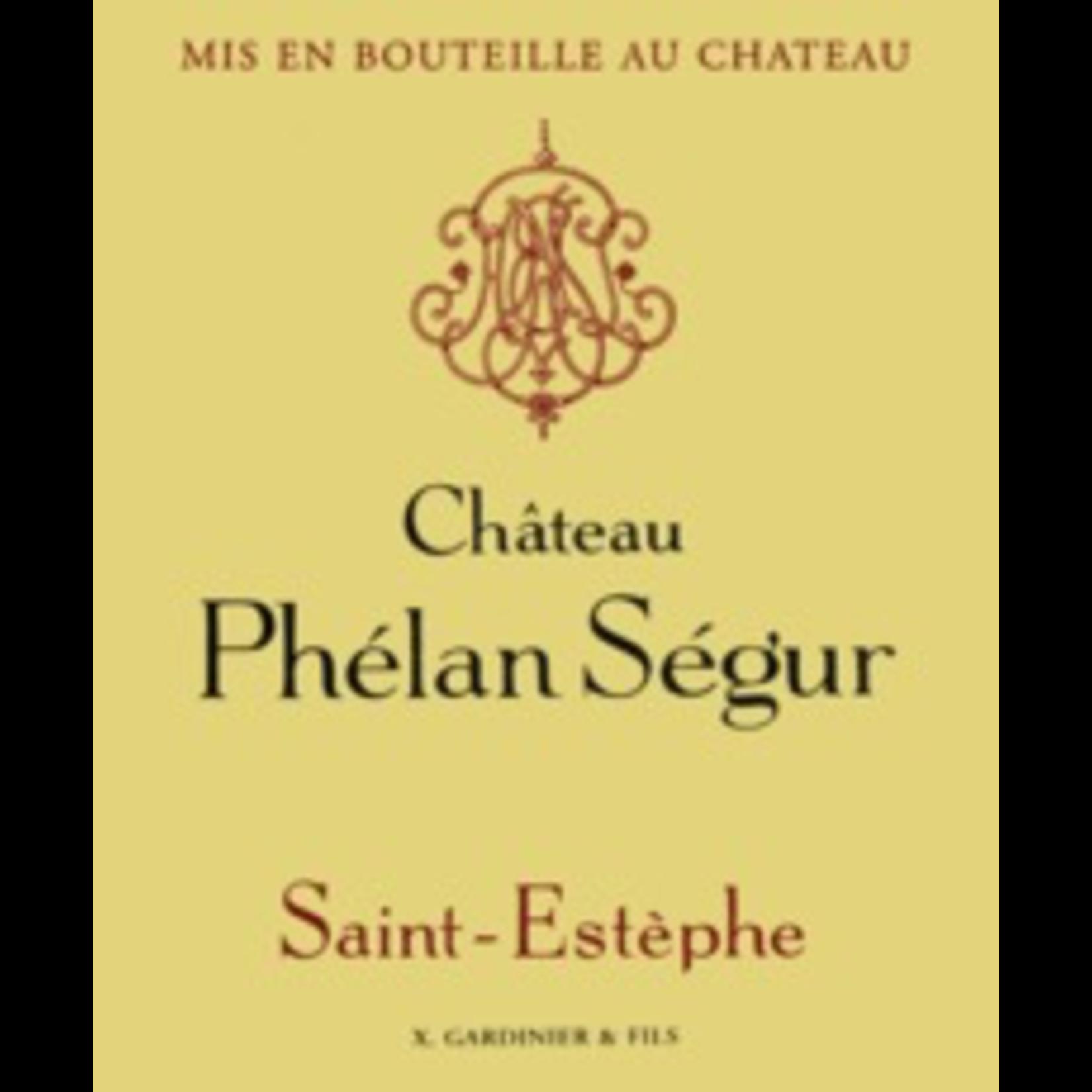 Wine Ch Phelan Segur 2018