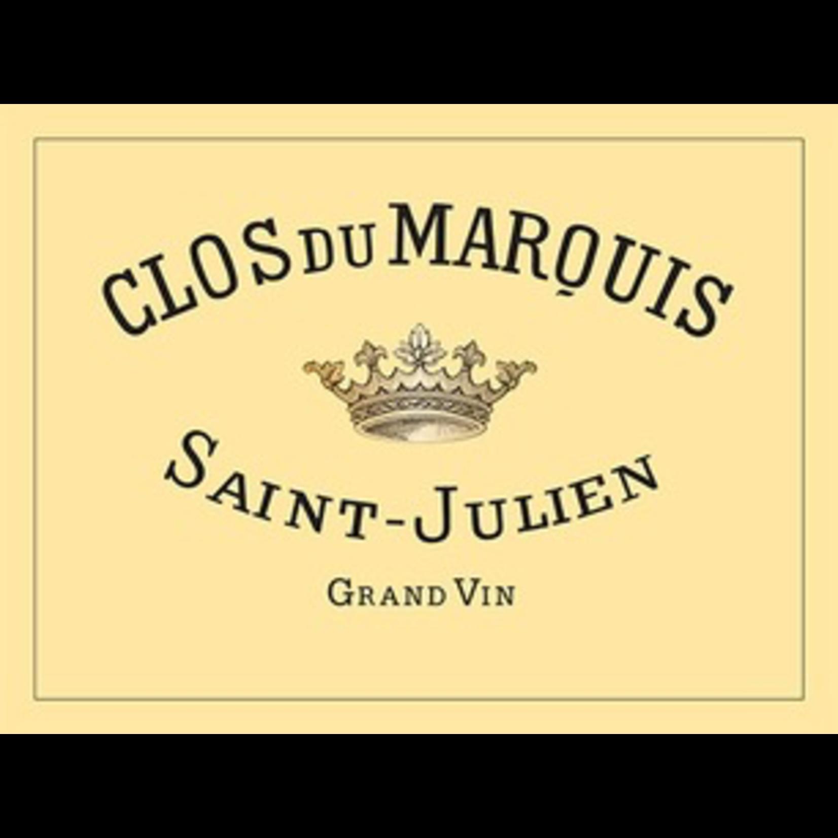 Wine Clos du Marquis 2018