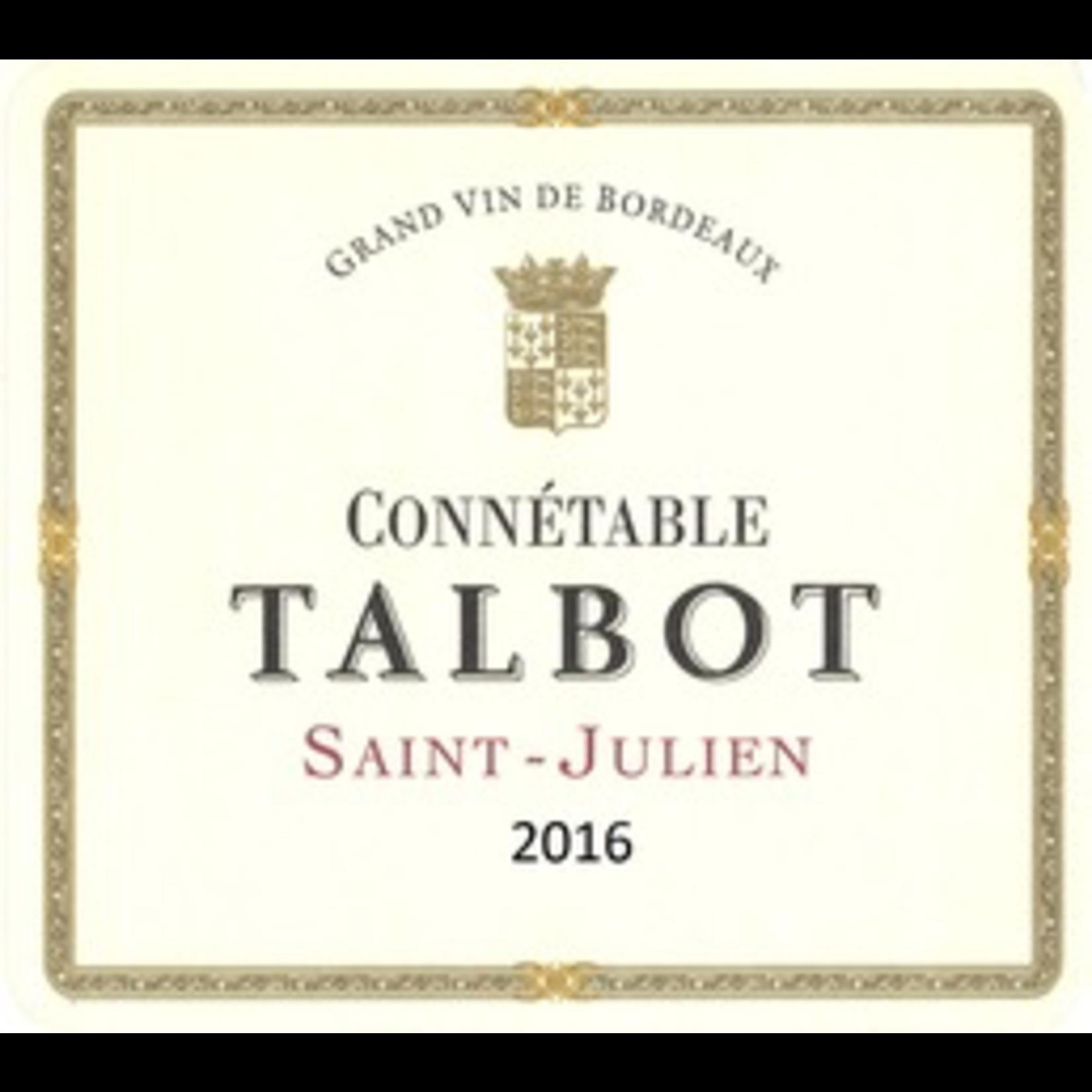 Wine Connetable de Talbot 2018