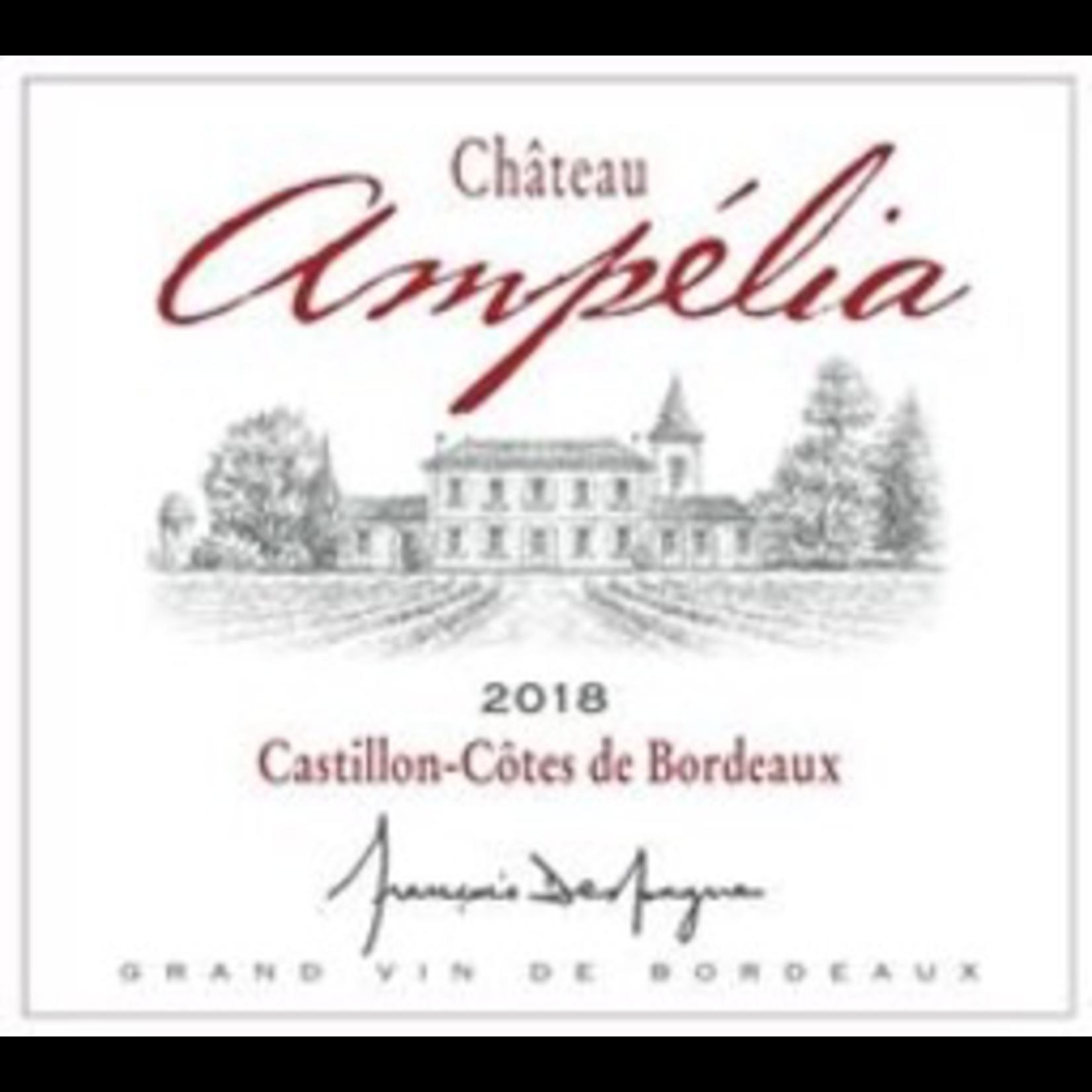 Wine Chateau Ampelia 2018