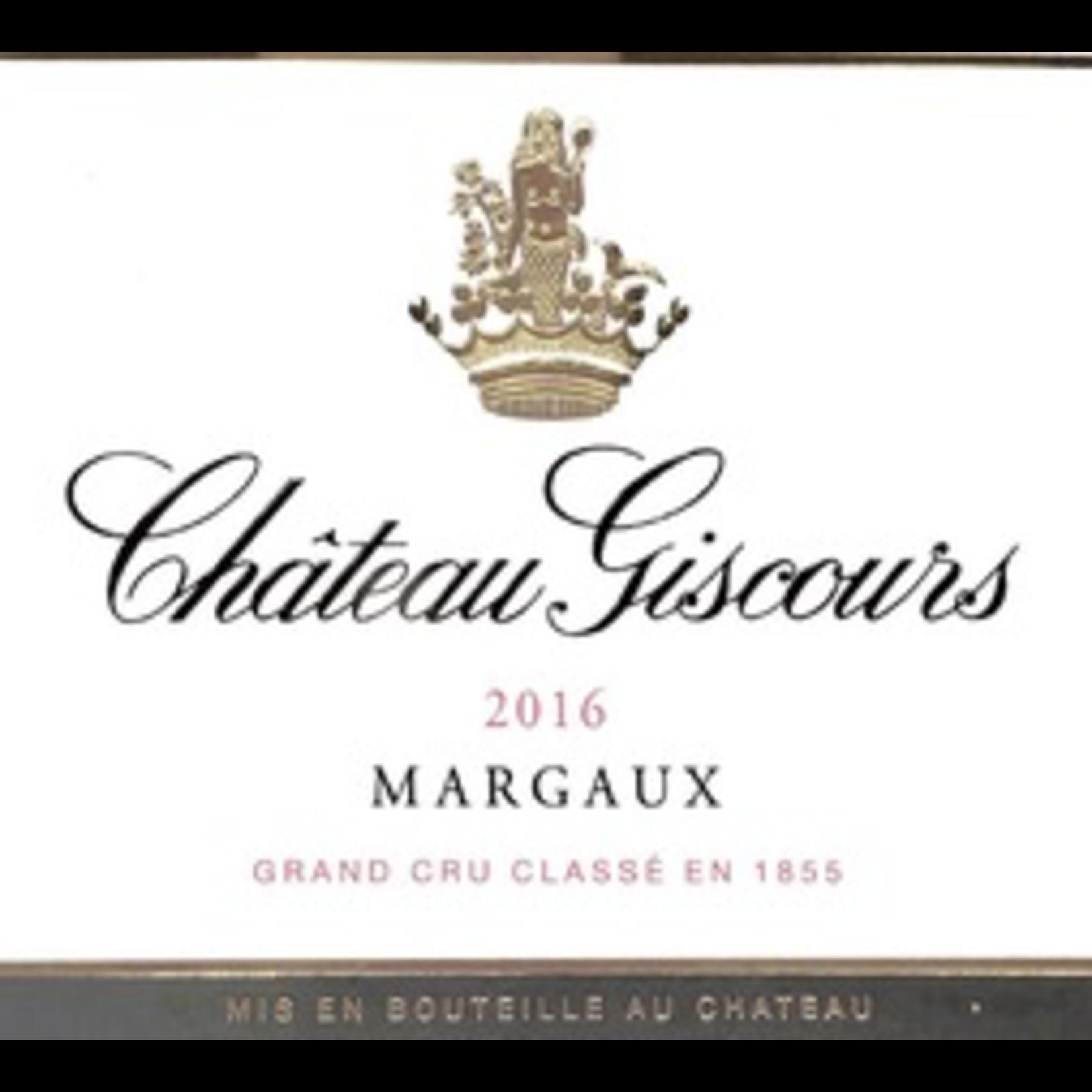 Wine Chateau Giscours 2018