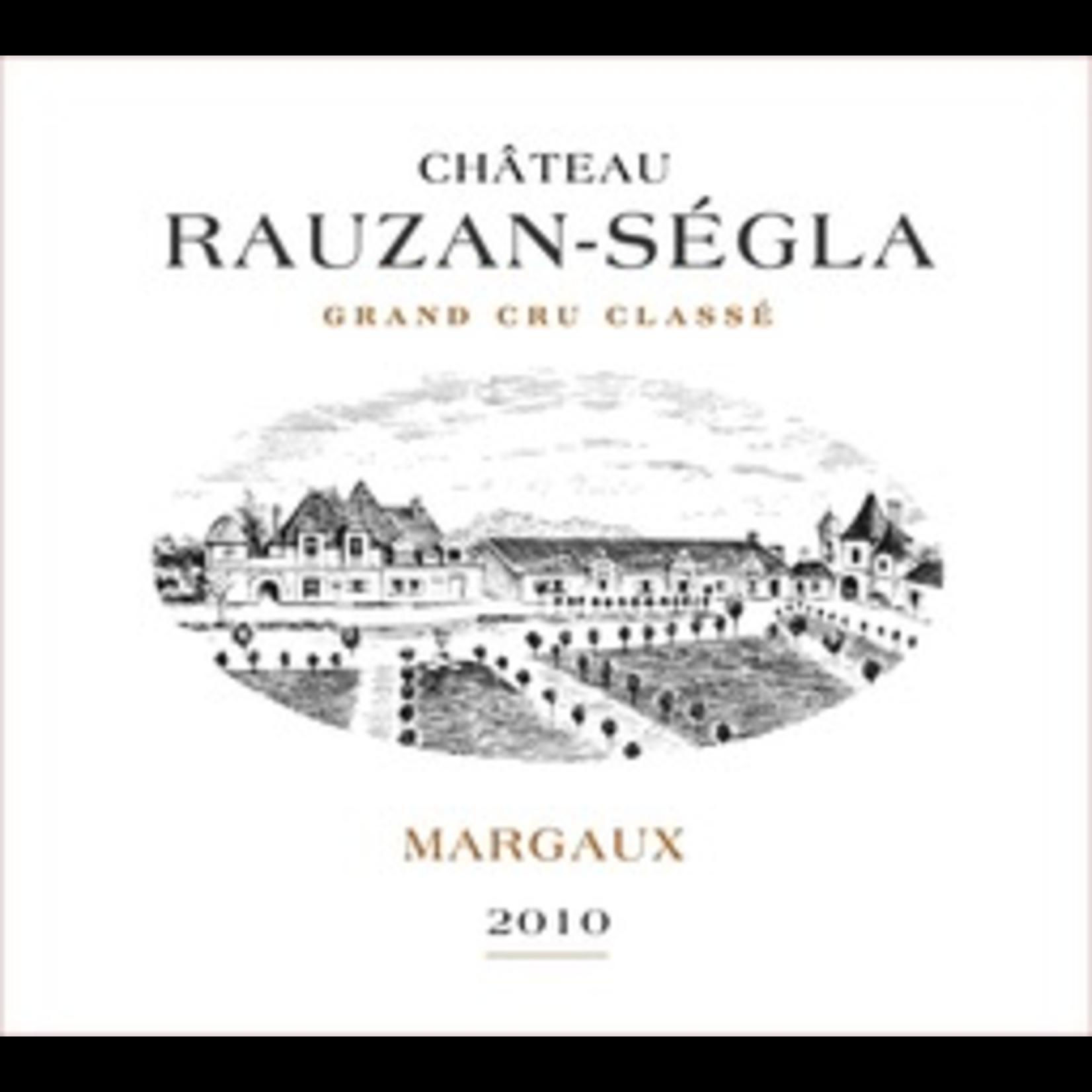 Wine Chateau Rauzan Segla 2010