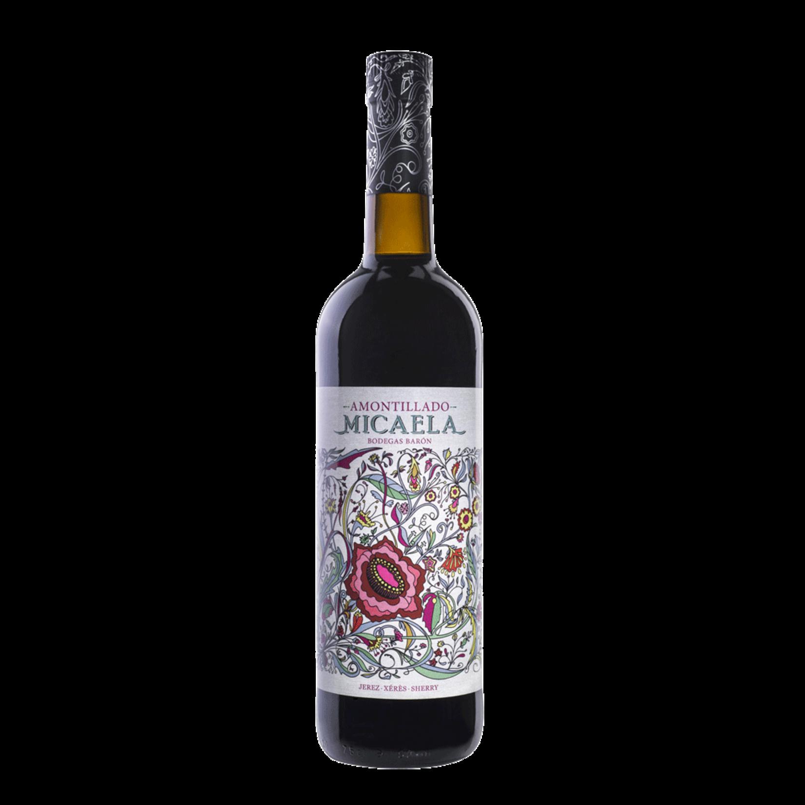 Wine Bodegas Baron Micaela Amontillado Sherry