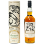 Game of Thrones House Tully Singleton of Glendullan Select Limited Edition Single Malt Scotch