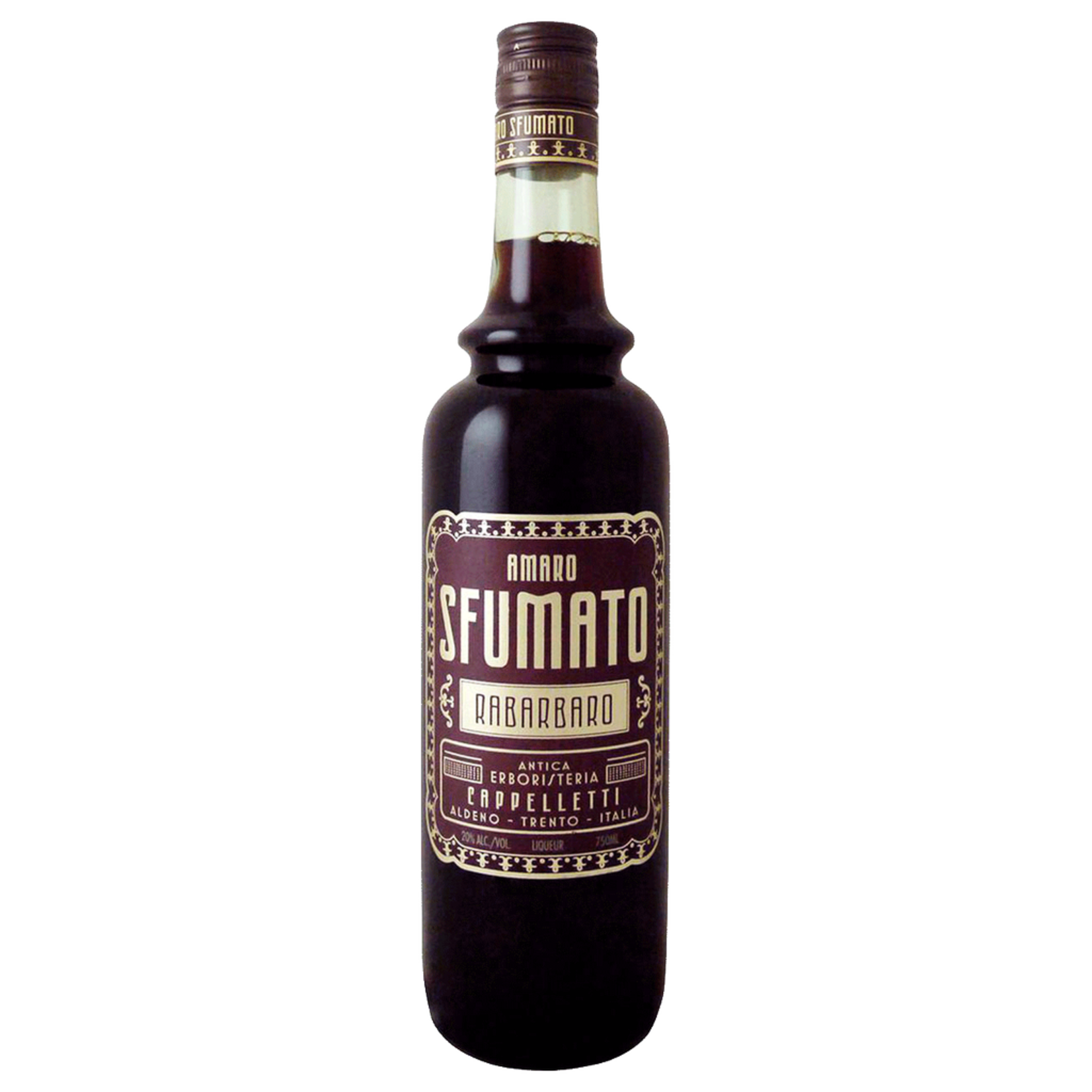 Spirits Cappelletti Amaro Sfumato Rabarbaro
