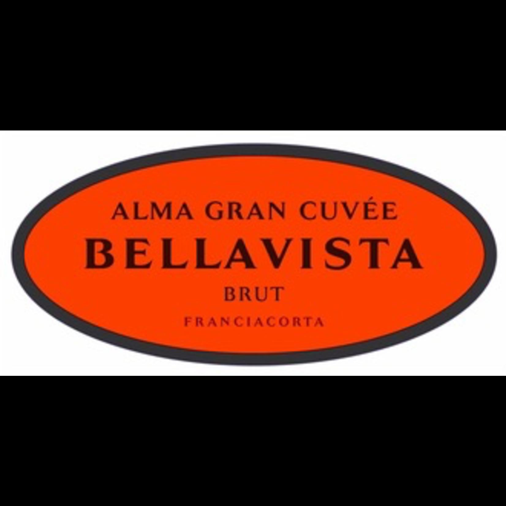 Sparkling Bellavista Franciacorta Brut Alma Gran Cuvee