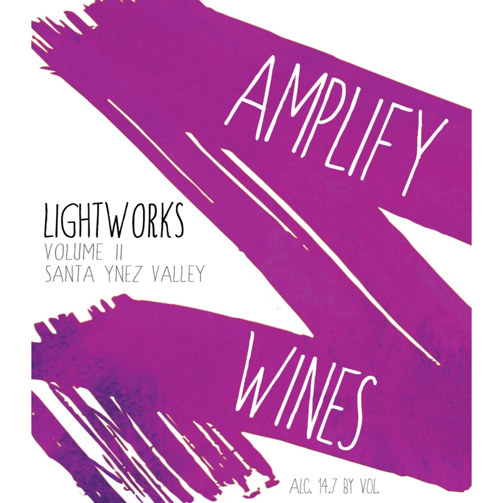 Amplify Wines Lightworks Merlot 2017 Vol II