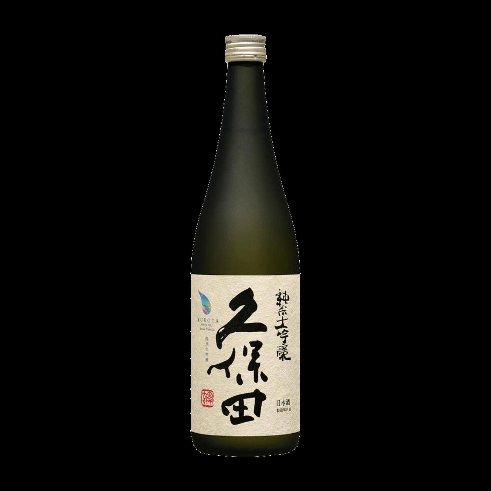 Sake Asahi Shuzo Kubota Junmai Daiginjo Sake 720ml