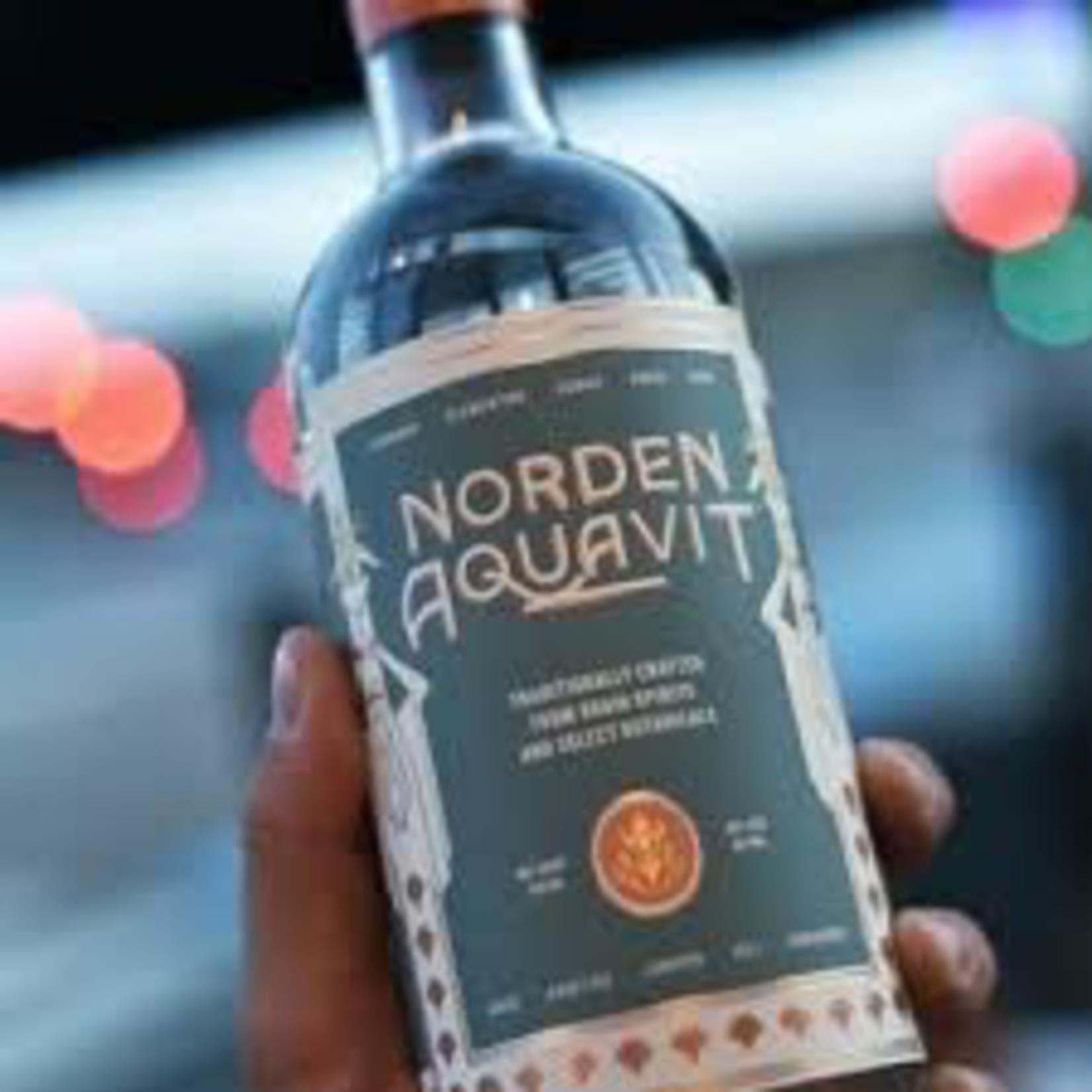 Norden Spirits Distilling Co Aquavit