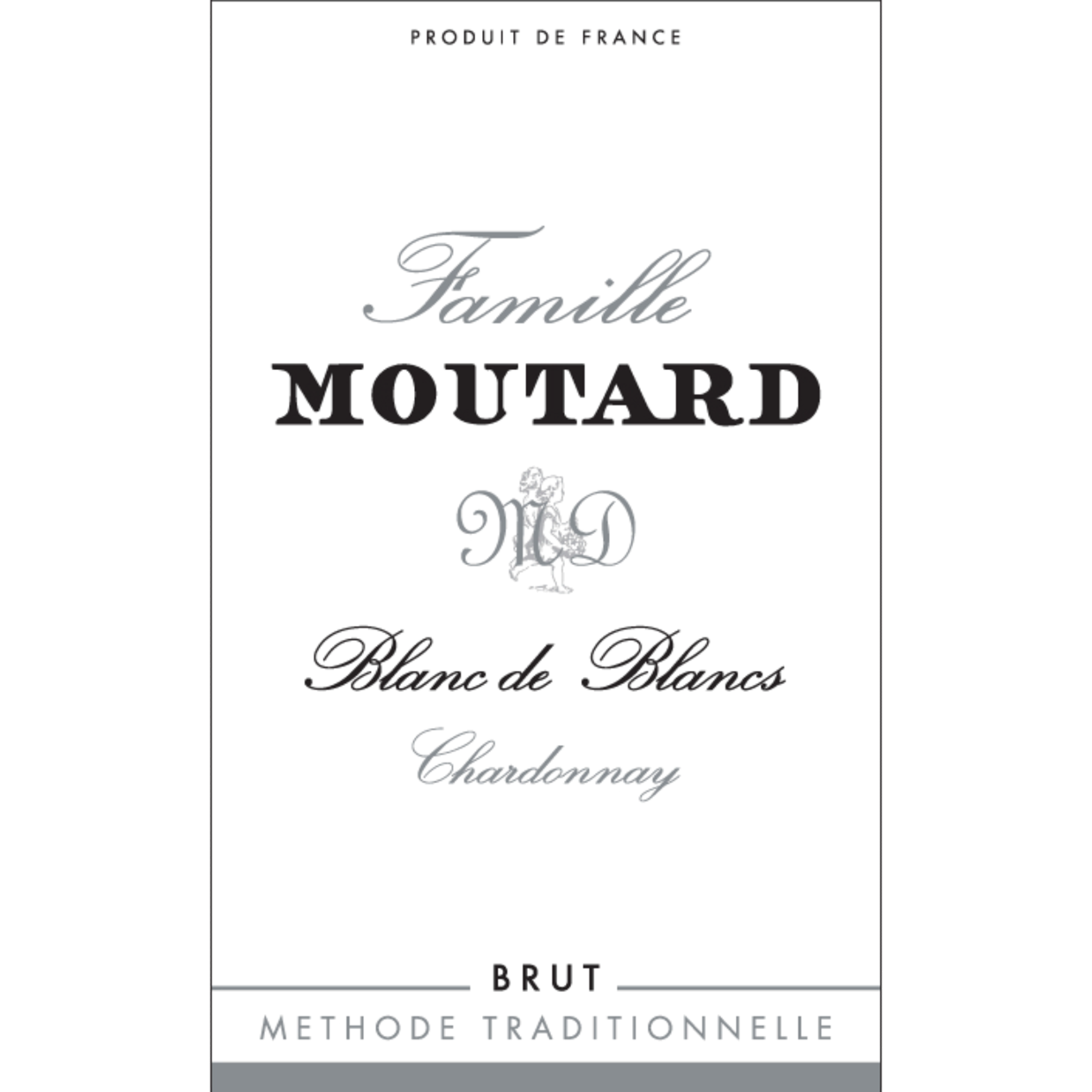 Sparkling Domaine Moutard-Diligent Methode Traditionelle Blanc de Blancs
