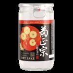 Sake Kiku Masamune Shuzo Futsushu Cup Sake 180ml