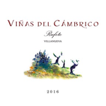 Vinas del Cambrico Rufete Villanueva 2016