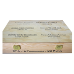 2016 Bordeaux: 6 Communes / 600 Points Limited Edition Collection Case
