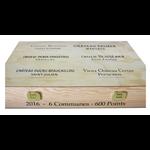 Wine 2016 Bordeaux: 6 Communes / 600 Points Limited Edition Collection Case