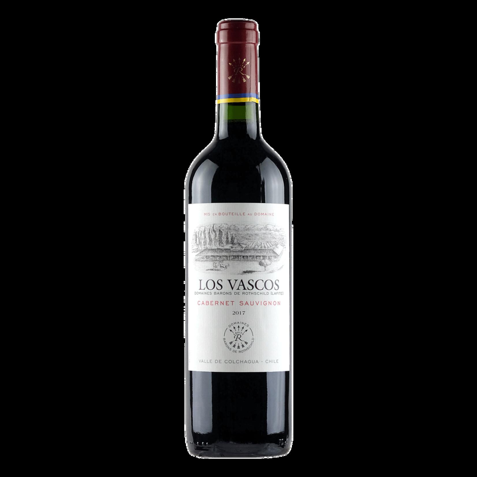 Wine Los Vascos Cabernet Sauvignon 2018